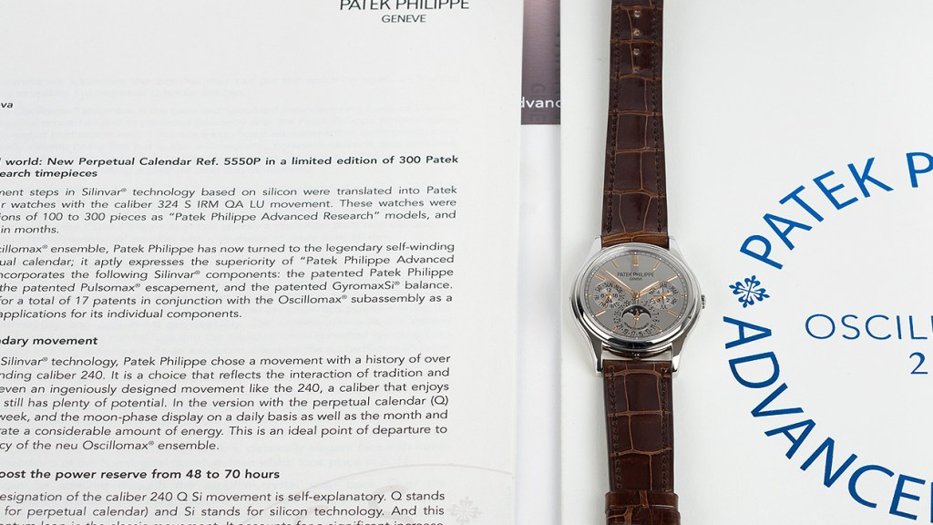 Patek-Philippe-5550P-001-Advanced-Research