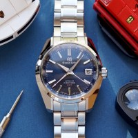 Japan-Only Grand Seiko SBGJ231 GMT