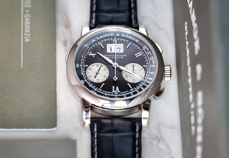 A-Lange-&-Söhne-Datograph-First-Generation-403.035