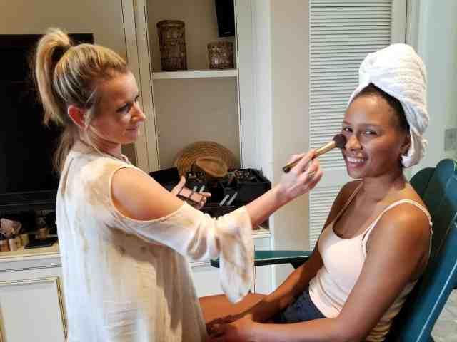 makeup & airbrush - destin hair studio