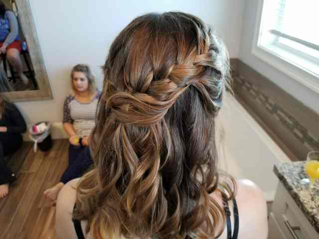 weddings - destin hair studio