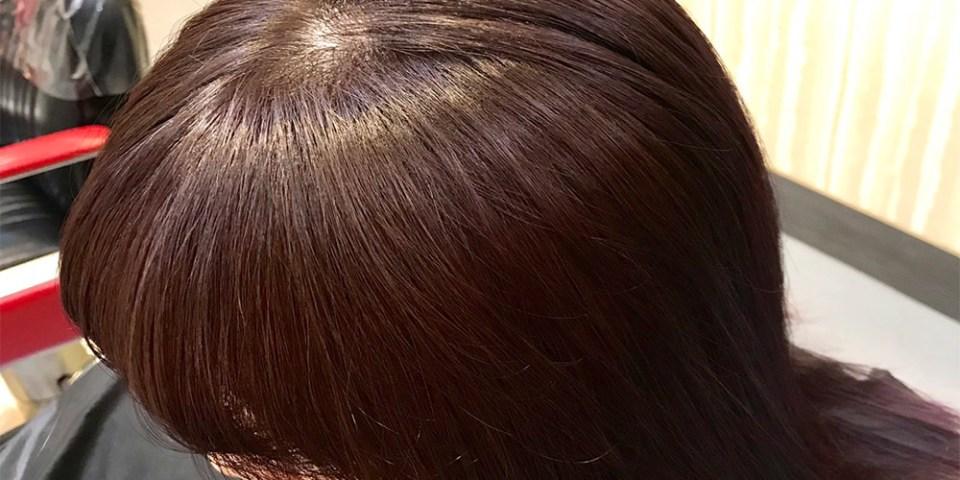 『冷塑韓系髮根燙』長髮燙髮作品