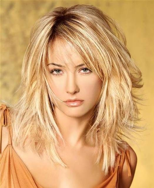 Hairstyles For Thick Long Hair Photo 1