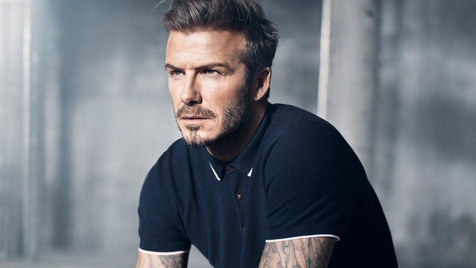10 David Beckham Trendsetter Hairstyles All Time Best