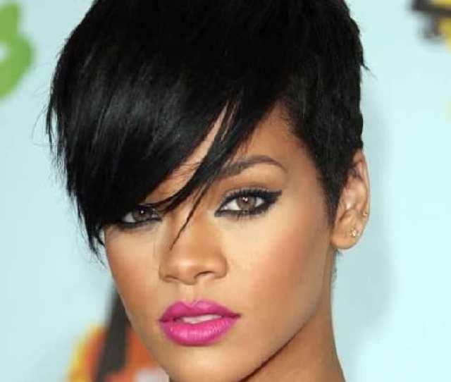 Rihanna Weave Hair