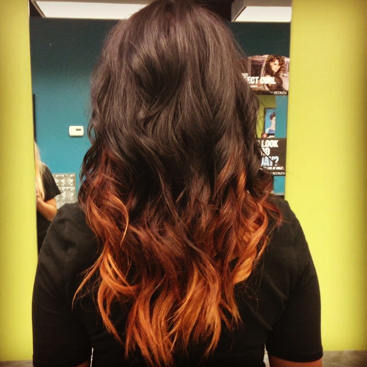 Best 10 Copper Brown Hair Ideas On Pinterest Auburn Brown
