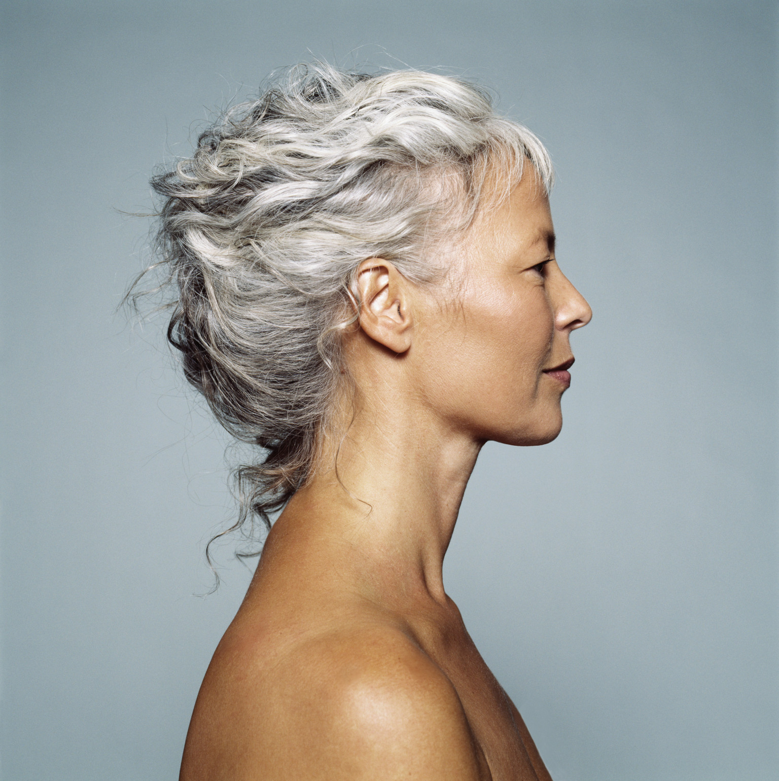 30 Stylish Gray Hair Styles For Short and Long Hair