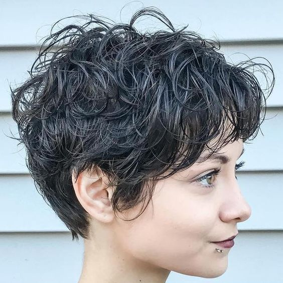 Pompadour Ponytail Hairstyles