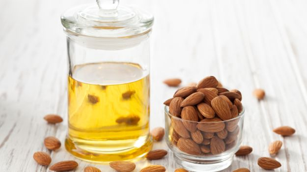 Sweet Almond Oil For Hair And Skin
