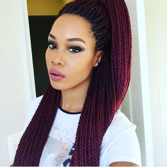 Image Result For Black Hair Twist Id Styles