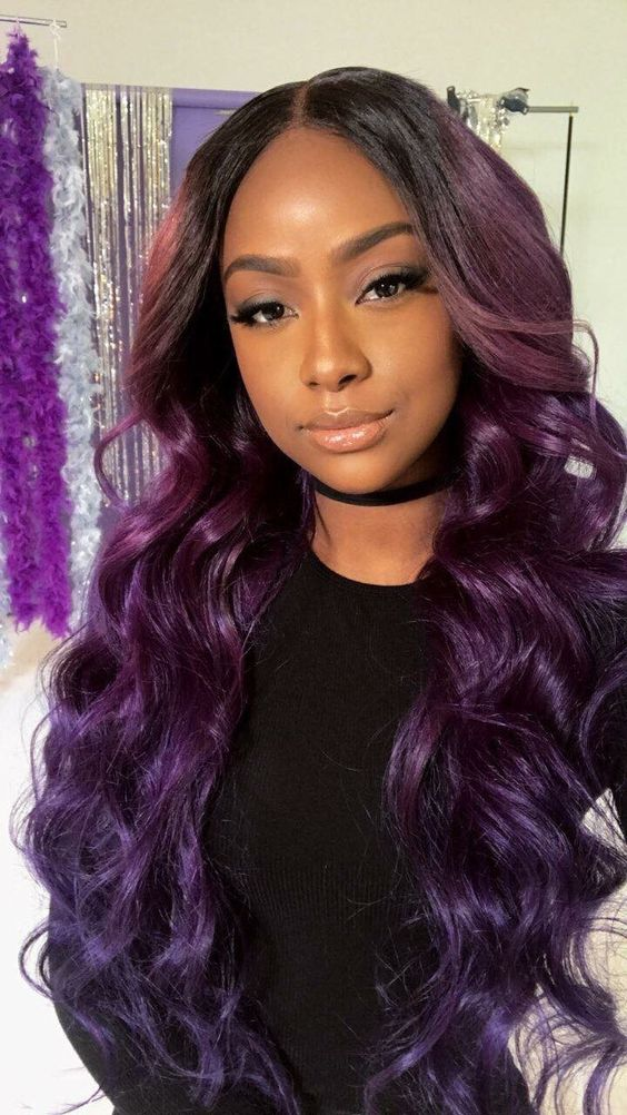 Image Result For Black Hairstyles Straight Weave