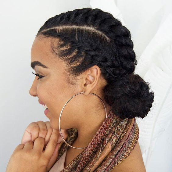 Image Result For Protective Short Hairstyles