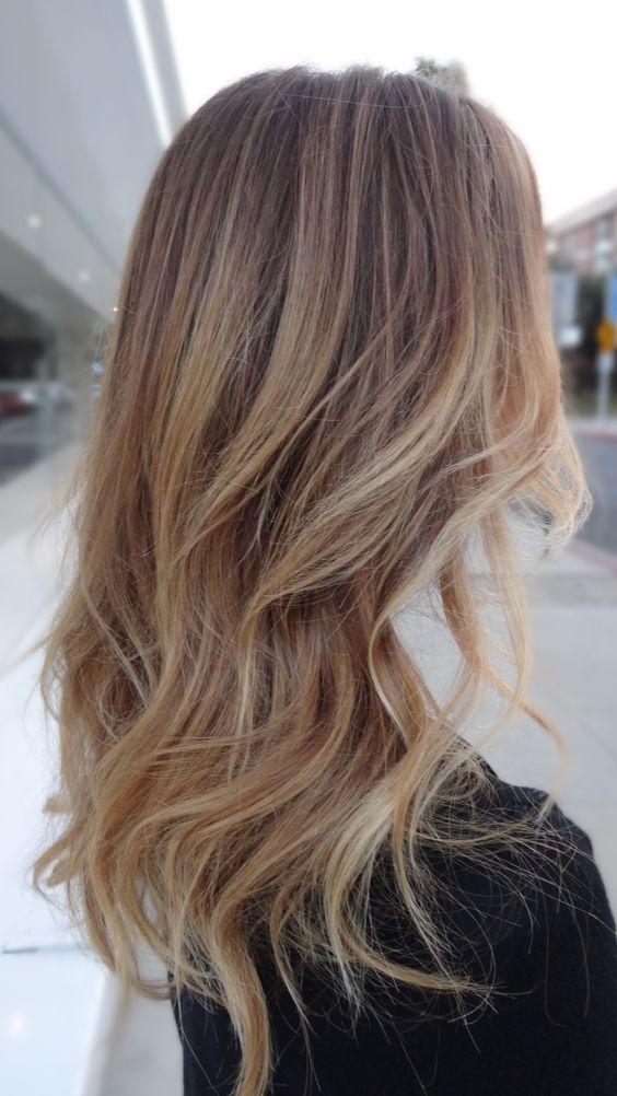 Full Head Blonde Highlights Light Brown Hair