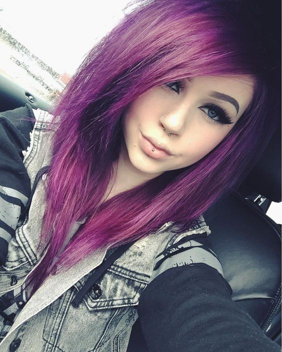 45 Brand New Scene Haircuts For Crazy Cool Amp Vibrant Looks