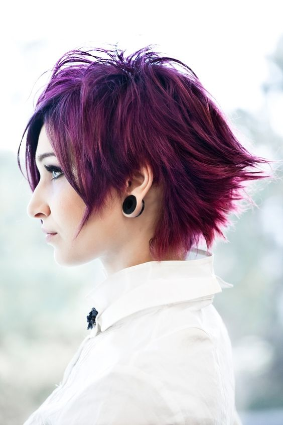 45 Brand New Scene Haircuts For Crazy Cool Amp Vibrant