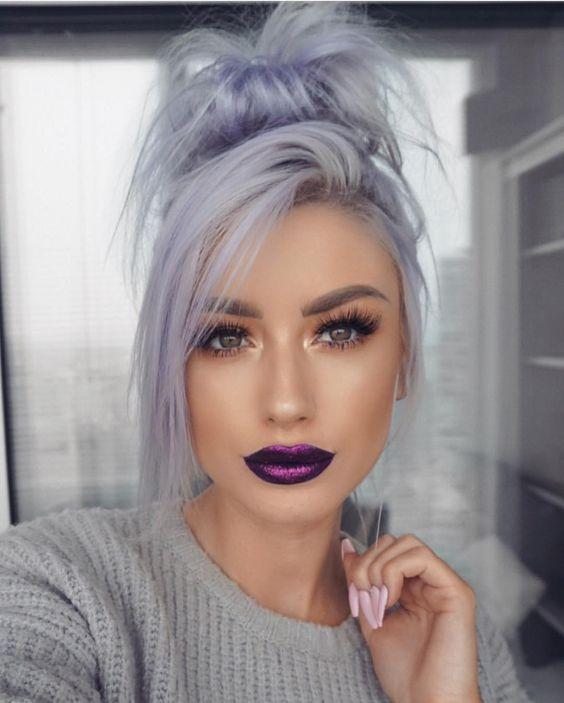Best Hair Color For Hazel Eyes