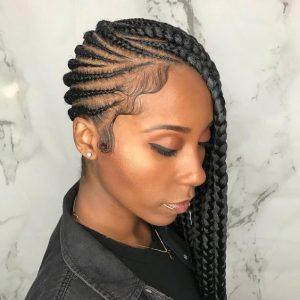 Medium Lemonade braids