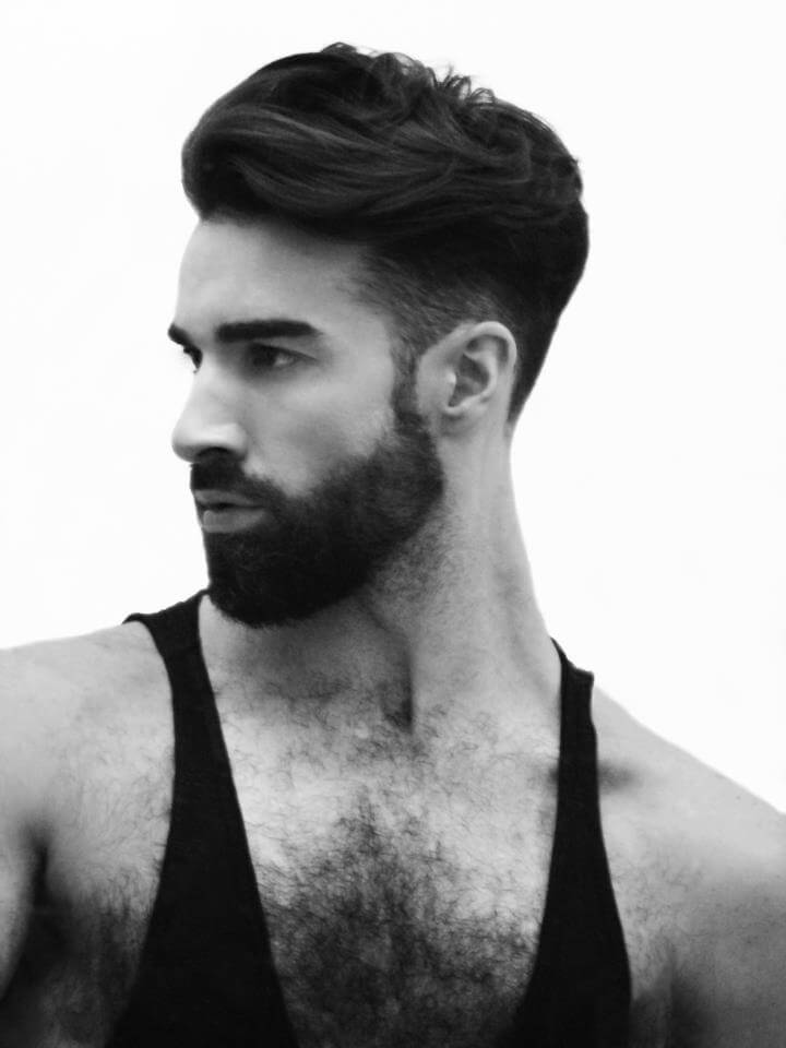 20 Cool Hairstyles For Men Hairstyles Amp Haircuts For Men