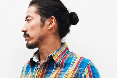 Introducing The Man Bun The Hairstyle All Men Should Get