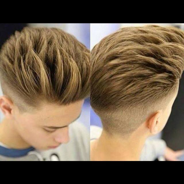 Mens Hair The Taper Hairstyles Amp Haircuts For Men Amp Women
