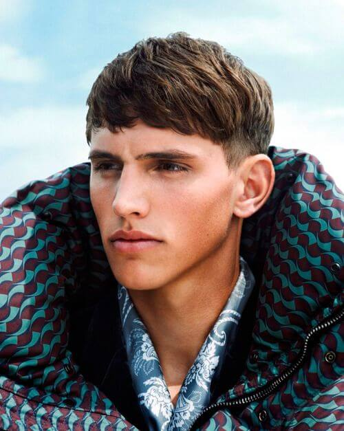 Introducing The Modern Bowl Cut Hairstyle
