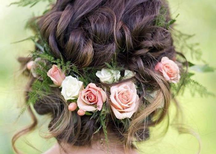 30 Elegant Outdoor Wedding Hairstyles Hairstyles