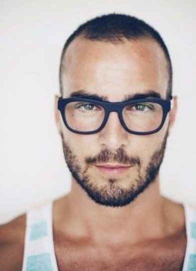 Shave This, Not That: How To Line Up Your Beard | Buzz Cut and Beard | Hairstyleonpoint.com