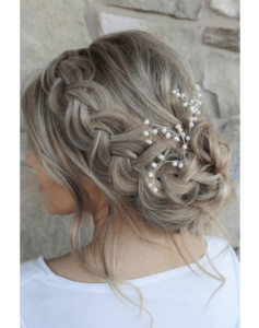 Prom Hairstyles Trending on Instagram   Loose, Face-Framing Braid   Hairstyle on Point