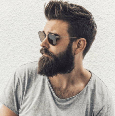 Shave This, Not That: How To Line Up Your Beard | Thick Beard | Hairstyleonpoint.com