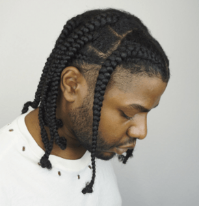 16 Must-Try Hairstyles For Black Men | Intricate Braids | Hairstyleonpoint.com