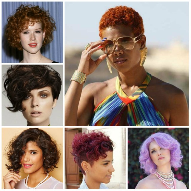 2016 short curly hairstyles | 2019 haircuts, hairstyles and