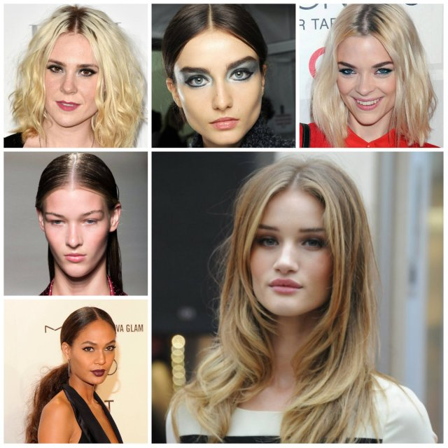 2016 popular center parted hairstyles | 2019 haircuts