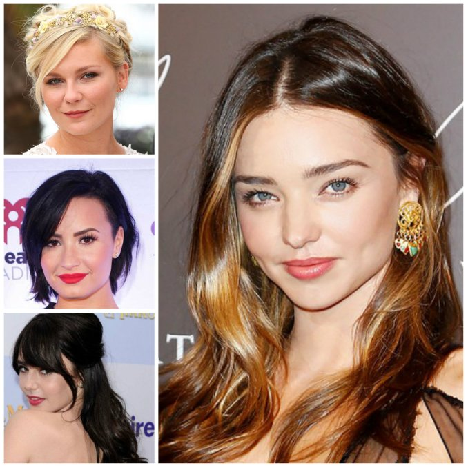 hottest hairstyles for round face shapes for 2016 | 2019