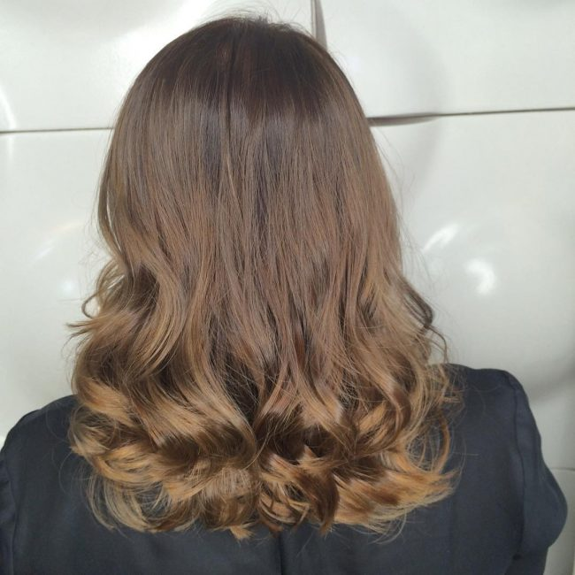 Subtle Perm Hairstyles For 2017 2019 Haircuts