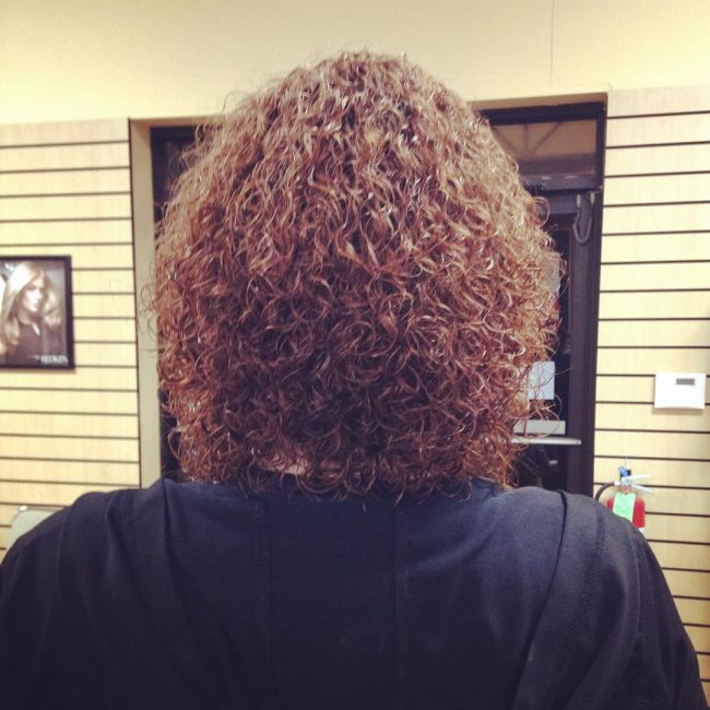 Spiral Perm Hairstyle Ideas For 2017 2019 Haircuts