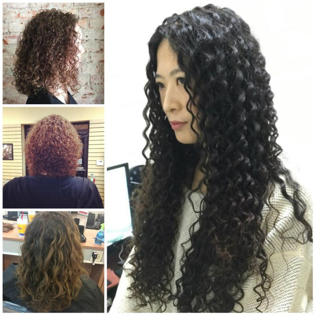 spiral perm hairstyle ideas for 2017 | 2019 haircuts