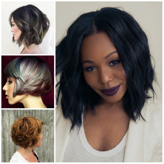 layered bob haircut for women 2017 | 2019 haircuts