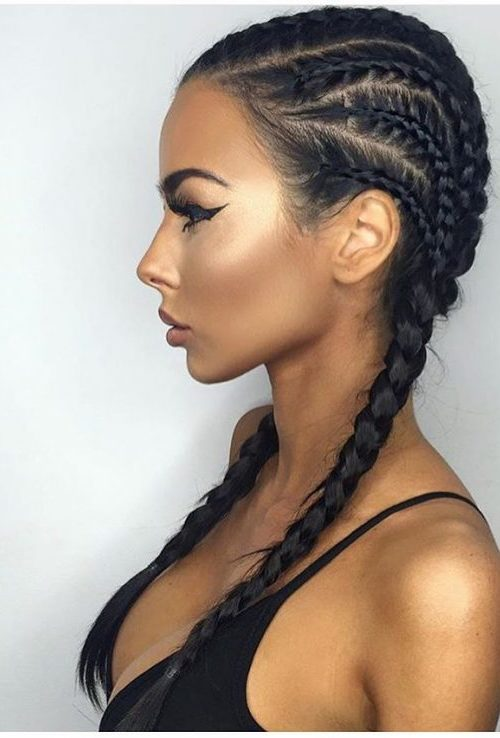 Cornrow Hairstyles For 2018 2019 Haircuts Hairstyles