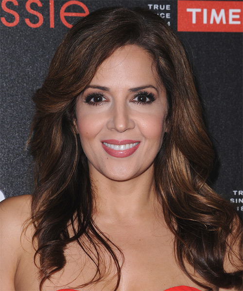 Maria Canals Barrera Hairstyles In 2018