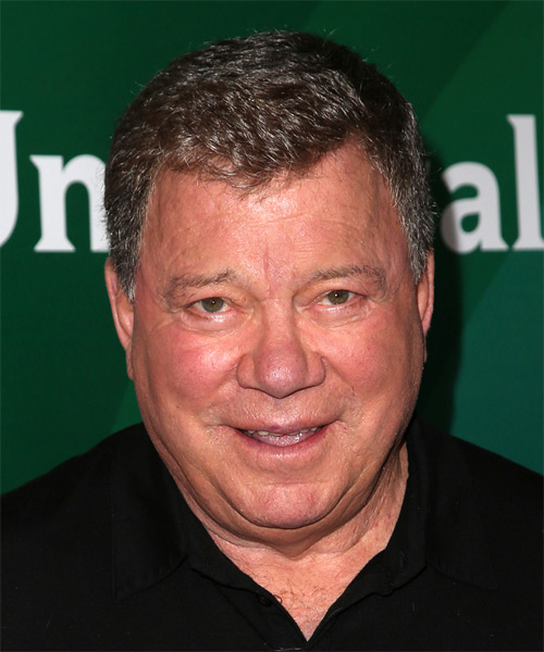 William Shatner Hairstyles In 2018