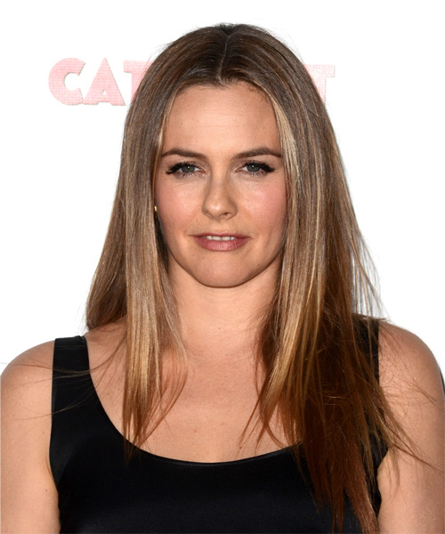 Alicia Silverstone Hairstyles Gallery