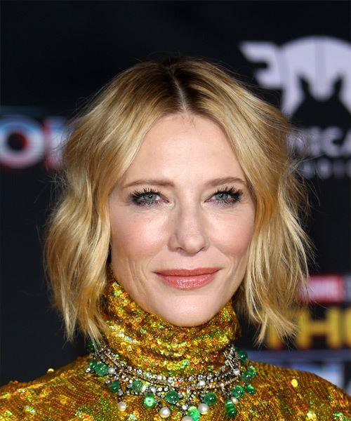 Cate Blanchett Hairstyles Gallery