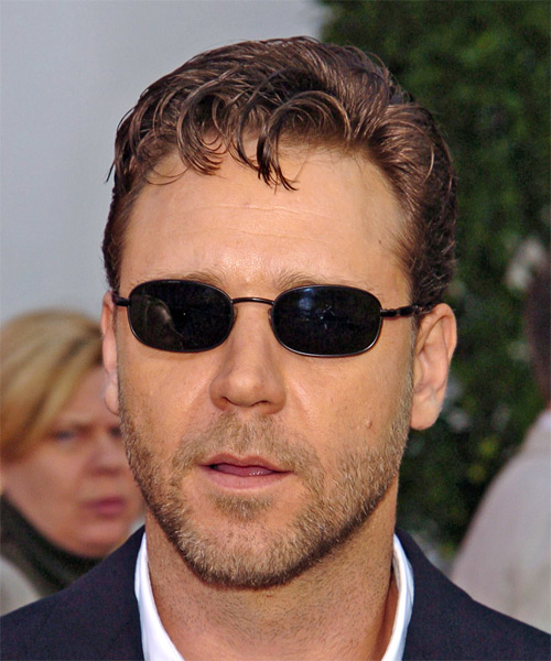 Russell Crowe Hairstyles In 2018