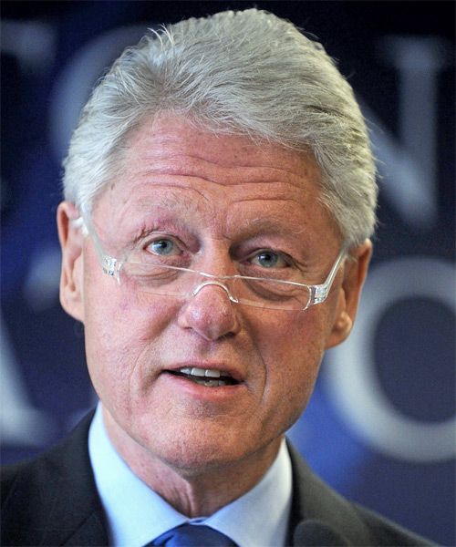 Bill Clinton Hairstyles In 2018