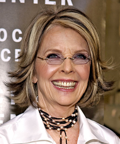 Diane Keaton Hairstyles In 2018