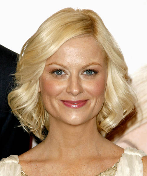 Amy Poehler Hairstyles In 2018