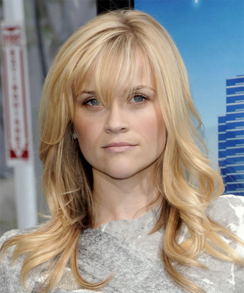 Hair: Reese Witherspoon