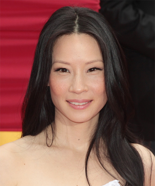 Lucy Liu Hairstyles In 2018