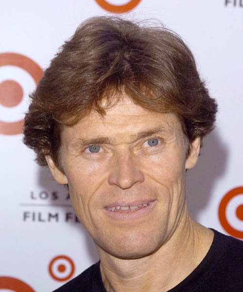 Willem Dafoe Hairstyles In 2018