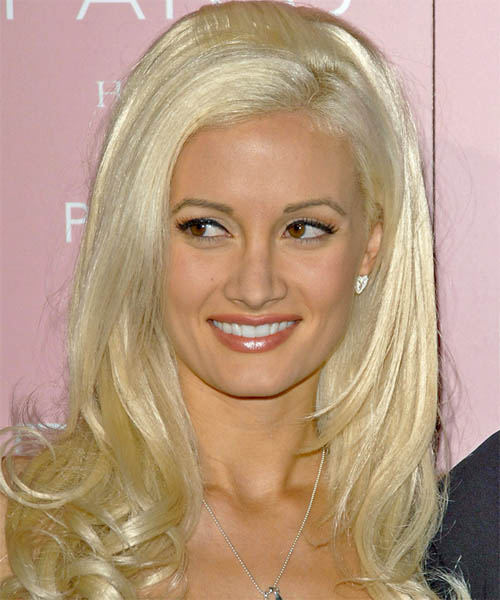 Holly Madison Hairstyles In 2018